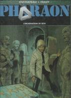 """PHARAON  """" L'INCARNATION DE SETH """" - DUCHATEAU / HULET -  GLENAT 1999 ( BP FRANCE ) - Pharaon"""