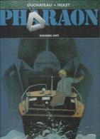 "PHARAON  "" DOSSIERS ANTI "" - DUCHATEAU / HULET -  GLENAT 1999 ( BP FRANCE ) - Pharaon"
