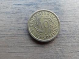 allemagne  10 reichsphennig  1936 a   km40