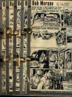 « BOB MORANE Et La Piste De L'ivoire » - Pré - Parution « Femmes D'aujourd'hui » - Complet  (60 Planches) - Bob Morane