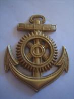 Insigne De Spécialité De La Marine - Boats