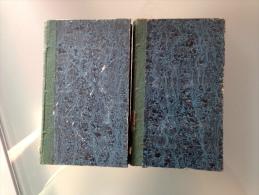 OEUVRES CHOISIES DE COLLIN D HARLEVILLE 1820 TOME 2 ET 4 - Livres, BD, Revues