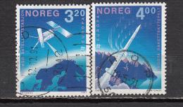 NORVEGE °  YT N °1019 1020 - Norwegen