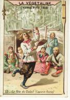 Chromo LA VEGETALINE Grand Prix 1900. -  La Fête Du Soleil. - Laponie Russe - Other