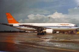 AIRBUS A 300     VIASA VENEZUELA    YV 161 C - 1946-....: Moderne