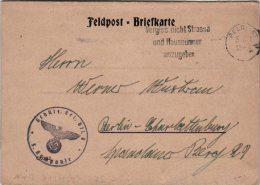 Allemagne Lettre Carte Berlin 1919 - Deutschland