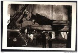 """CP Frederico Fellini En Grande Discussione Pendant Le Tournage De """"Boccaccio 61"""". (268) - Sin Clasificación"""