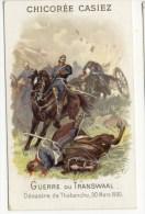 CHICOREE   CASIEZ   - Guerre Du Transwaal - Désastre De Thabanchu 30 Mars 1900. - Autres