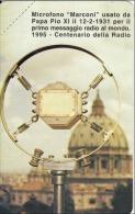 VATICANO:1995 - Microfono Marconi, Centenario Della Radio - NUOVA ( MINT ) - Vatican