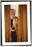 CP Le Dalai-lama (né En 1935),chef Des Bouddhistes Tibétains.   (213) - Bouddhisme
