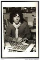CP Julien Clerc, L´une Des Vedettes De La Version Française De La Comédie Musicale Hair 1969. (216) - Cinema