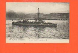 """Marine De Guerre - """"Arbalète"""", Contre Torpilleur - Guerre"""