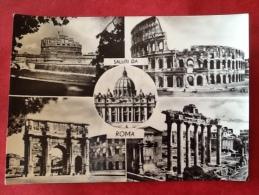 Italia. Saluti Da Roma, Italia -> Olanda - Santé & Hôpitaux