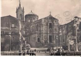 Catania - Caltagirone - Chiesa Di S. Francesco D'Assisi      +    Pulman   +    Benzina ESSO - Catania