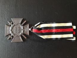 WWI Cross Croix D´Hidenburg 14-18 - 1914-18