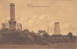 Waterloo     Monuments Gordon Et Hanovrien            Scan 6284 - Waterloo