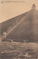 Waterloo     Les Escaliers De La Butte   De Trappen       Scan 6287 - Waterloo