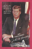 President John F. Kennedy - Color Photograph [#A0482] - Reproductions