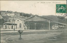 19 TULLE / La Gare (Vue Intérieure) / - Tulle
