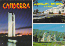 Carillon Parliament House and National War Memorial Canberra Aus