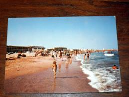 Carte Postale Ancienne : PORT LA NOUVELLE : La Plage, Animé En 1974 - Port La Nouvelle