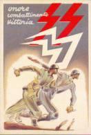 """RSI GNR 1943-45, """"Onore, Combattimento, Vittoria""""  Stampa Recente - Regiments"""