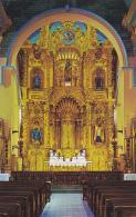 Golden Altar Church Of San Jose Panama