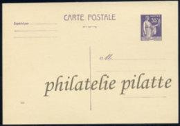 -France Entier Postal  363 CP 1 Type Paix - Entiers Postaux