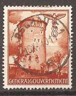 GG 1940 // Michel 41 O - Occupation 1938-45