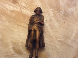 Napoléon En Bronze - Sculptures