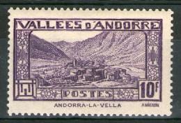 N° 44* - French Andorra