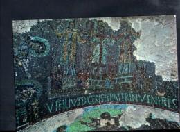 L1431 Roma, Catacomba Di S. Domitilla - Arcosolio Con Mosaico - Mosaik, Mosaique, Mosaic - Peintures & Tableaux
