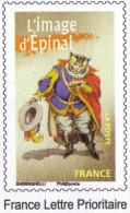 """France 2006. Entier Postal """"Prêt-à-poster"""". Epinal, Ses Images. Chat - Domestic Cats"""
