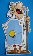 Figurine Centurion. Image Recto Et Verso. Asterix, éditions Albert René / Goscinny - Uderzo. - Asterix & Obelix