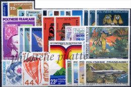 -Polynésie Année Complète 1979 - Années Complètes
