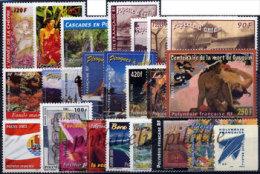 -Polynésie Année Complète 2003 - Années Complètes