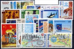 -Nouvelle-Calédonie Année Complète 1997 - Nueva Caledonia