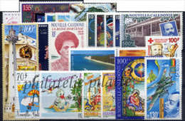-Nouvelle-Calédonie Année Complète 2000 - Años Completos