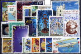 -Nouvelle-Calédonie Année Complète 2001 - Nueva Caledonia
