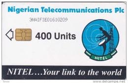 Nigeria, NGA-18b, 400 Earth Station, CM: SIE35. - Nigeria