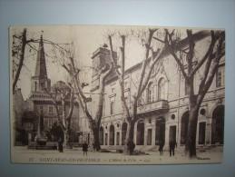 SAINT-REMY-EN-PROVENCE - L'HOTEL DE VILLE - CIRC 1918 - FRA13 - Saint-Remy-de-Provence