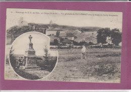 54.- Pélerinage De  N.D.DE SION , Par PRAYE .- Vue Générale  De VAUDEMONT - Francia