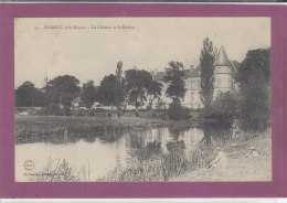 54.-   HAROUE  Par Bayon .- Le Château Et Le Madon - Frankreich