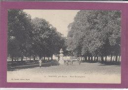54.-   HAROUE  Près Bayon - Place Bassompierre - Frankreich