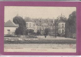 54.-   HAROUE  Entrée Du Château - Francia