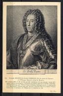 LE PRINCE EUGENE - FRANCOIS EUGENE DE SAVOIE CARIGNAN - Historical Famous People
