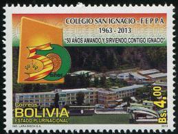 Bolivia (2013) - Set -   /  School - Escuela - Ecole - Bolivië
