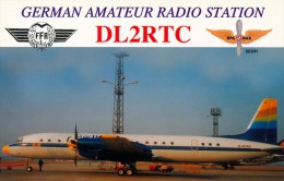 GERMAN AMATEUR RADIO STATION AEREO BERLIN D-AOAO - 1946-....: Moderne