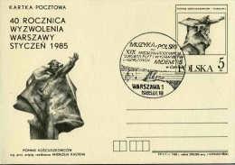 POLOGNE - POLAND - VARSOVIE 1985 - MIDEM 1985 - Musique