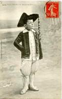 Jeune Paludier Du Bourg-de-  Batz. Collection VILLARD. QUIMPER. N°4078 - Escenas & Paisajes